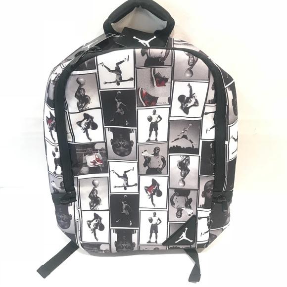 e97a32dfd5c6 Nike Michael Jordan Jumpman Backpack RARE NWT  65